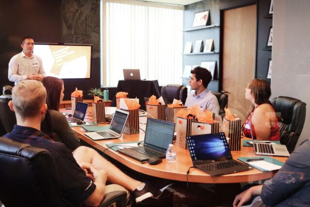 Developing An Effective Organizational Training Program